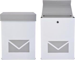 Brievenbus envelop - Esschert Design